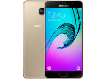 harga Samsung Galaxy A9 Pro 2016 - 32GB - Gold Lazada.co.id