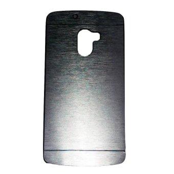 Harga Motomo For Lenovo K4 Note A7010 Hardcase Backcase Metal Case Silver .