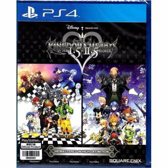harga Sony PlayStation PS4 Kingdom Hearts HD I.5 And II.5 ReMix / 1.5 & 2.5 (R3) Lazada.co.id