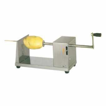 Getra Totnado Potato Slicer Manual ZY-PT100 Silver