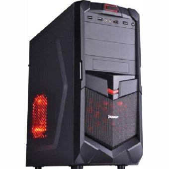 Jual AMD A4 5300 3.4GHz Komputer Rakitan Warnet Paket Monitor LED LG - 4GB RAM - AMD - 20