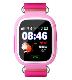2Cool Watch for kids Anti Lose GPS Tracker Position Phone Call Children Smart Watch with touch screen - intl