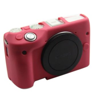 Nice Soft Camera bag Silicone Case Rubber Camera Protective Body Cover Case Skin For Canon EOS. >>>>