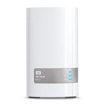 Jual Western Digital My Cloud Mirror - 4TB Harga Termurah Rp 5999900.00. Beli Sekarang dan Dapatkan Diskonnya.