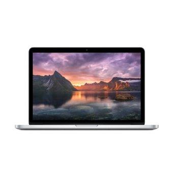 Jual Apple MacBook Pro 13 inch ME865 Retina Display Haswell - Silver Harga Termurah Rp 20999999.00. Beli Sekarang dan Dapatkan Diskonnya.