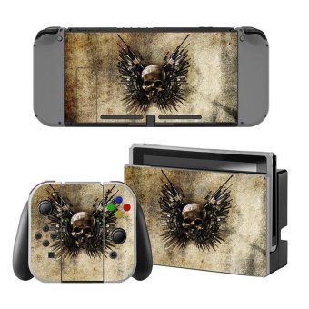 NEW Decal Skin Sticker Anti Dust PVC Protector For Nintendo Switch Console Game ZY-Switch-0180 - intl