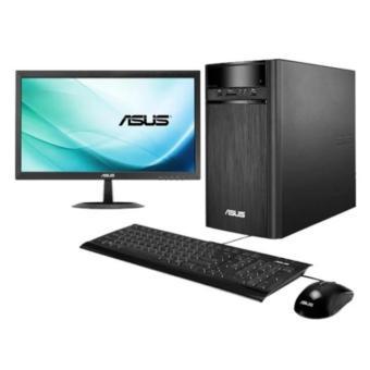 Jual Asus K31CD-ID001T Desktop PC Dual Core G4400 - RAM 4GB - HDD 500 Gb - Intel HD - Display 18.5