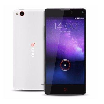 Jual ZTE Nubia Z5s Mini NX403A 3G - RAM 2 GB-10 GB - Putih Harga Termurah Rp 1775000.00. Beli Sekarang dan Dapatkan Diskonnya.