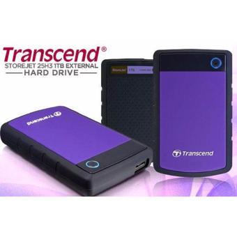 Jual Transcend Storejet 25M3 1TB - Ungu Harga Termurah Rp 930000.00. Beli Sekarang dan Dapatkan Diskonnya.