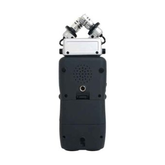 Zoom H5 Handy Recorder with Interchangeable Microphone System - Hitam