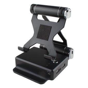 Jual Zell Portable Mobile Powerbank 10400mAh with Folding Holder for Mobile Phone & Tablet - Hitam Harga Termurah Rp 401000.00. Beli Sekarang dan Dapatkan Diskonnya.