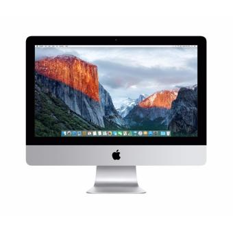 Jual APPLE iMAC APPLE iMAC MK142LL/A - RAM 8GB - Intel Core i5 - 1.6Ghz - 21.5