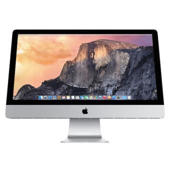 Jual Apple iMac 27 inch 3.3GHz quad-core Intel Core i5 MK482 5K Display Murah Harga Termurah Rp 35300000.00. Beli Sekarang dan Dapatkan Diskonnya.