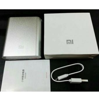 Jual Xiaomi Original Powerbank Real Capacity 10400mah - silver Harga Termurah Rp 415000.00. Beli Sekarang dan Dapatkan Diskonnya.
