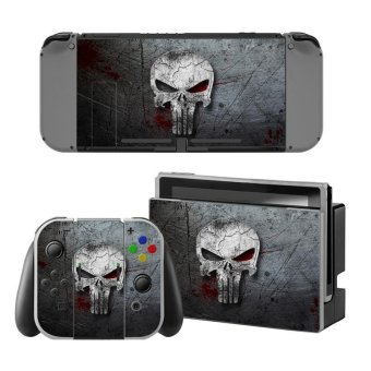 Newest Decal Skin Sticker Anti Dust PVC Protector For Nintendo Switch Console ZY-Switch-0195 - intl