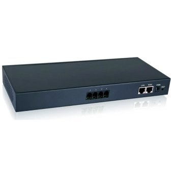 Zycoo IP PABX / IP PBX ZX50-A404 For 100 IP Extension SIP dan 4 CO line PSTN