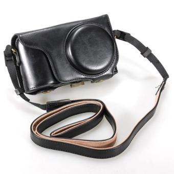 Vococal Detachable Cover Bag untuk Samsung Galaxy Camera EK-GC100 - Hitam