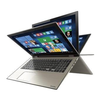 Jual Toshiba L50T - B1779 Touchscreen Intel Core i5-5200U - 4DDR3 - 500GB - Windows 8.1 - 15,6