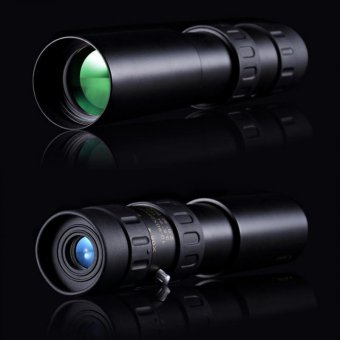 Camping Hiking Trinidad Eagle Mini 10-90 Zoom Optical Lens Monocular Telescope Prisma Teleskop-Zoom With Colorful Packing Box - intl