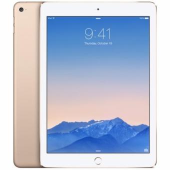 Jual Apple iPad Air 2 Cellular & Wifi - 128GB - Gold Harga Termurah Rp 11000000.00. Beli Sekarang dan Dapatkan Diskonnya.
