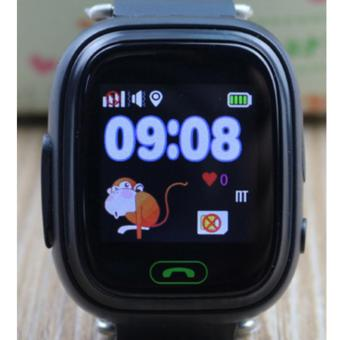 2Cool Phone Call Watch for Children Touch Screen GPS Anti Lose Kids Smart Watch - intl