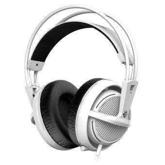 Pioneer Headphone Se Mj512w White Daftar Harga Terbaru Source · SteelSeries Headphone Siberia 200 Putih