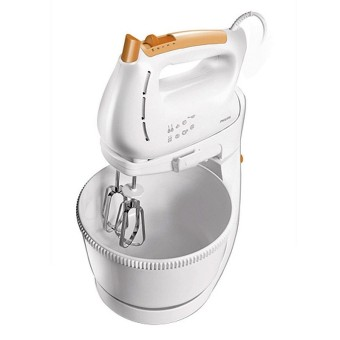 Philips Stand Mixer HR1538-80 - Putih Orange