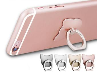2COOL Phone Case Iring Finger Holder for All Smart Phone and Mobiles with 360 Degree Rotation - intl