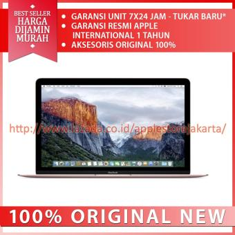 Jual Apple New Macbook MMGM2 - 12