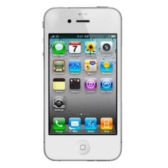Jual Refurbished Apple Iphone 4 - 16GB White - Grade A Harga Termurah Rp 2000000.00. Beli Sekarang dan Dapatkan Diskonnya.