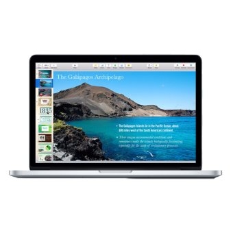 Jual Apple MacBook Pro 2.7GHz dual-core i5 - 256GB MF840 - 8GB RAM - Intel - 13