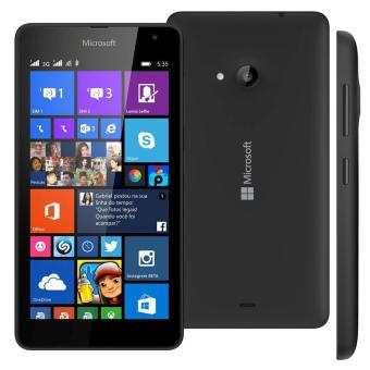 Microsoft Lumia 535 Dual SIM - RM1090 - 8GB - Black