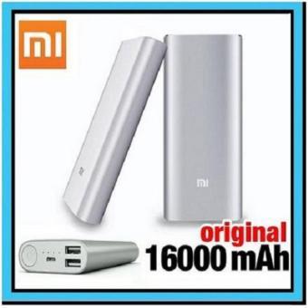 Jual Xiaomi PowerBank 16000 Original Silver Harga Termurah Rp 225000.00. Beli Sekarang dan Dapatkan Diskonnya.