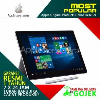 Jual Microsoft Surface Pro 4 i5 16GB 512GB - Silver Harga Termurah Rp 29050000.00. Beli Sekarang dan Dapatkan Diskonnya.
