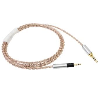 ZY HiFi Cable Sennheiser Momentum Headphone Cable 6N OCC ZY-072 (Clear)
