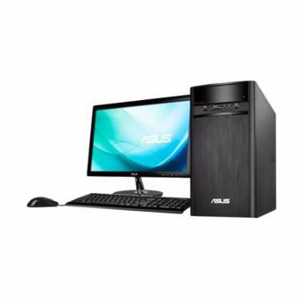 Jual Asus K31CD-ID010D Desktop PC[18 Inch/G4400/4 GB/500 GB/Dos] - Hitam Harga Termurah Rp 5850000.00. Beli Sekarang dan Dapatkan Diskonnya.