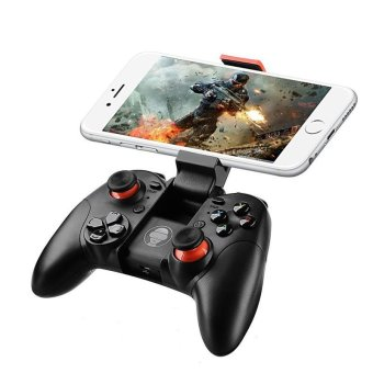 harga YBC Bluetooth Wireless Game Controller Gamepad Joystick with Clip for Tablet/PS3/VR - intl Lazada.co.id