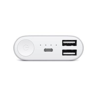 Jual Xiaomi Power Bank 16000 mAh - Silver Harga Termurah Rp 419000.00. Beli Sekarang dan Dapatkan Diskonnya.