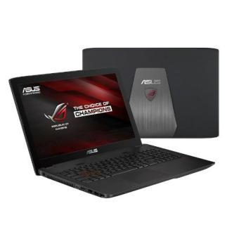 Jual Asus ROG GL552VX-DM044T - RAM 12GB - Core i7 6700HQ - 15.6 Inch FHD - WINDOWS 10 - Hitam Harga Termurah Rp 16000000.00. Beli Sekarang dan Dapatkan Diskonnya.