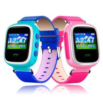 2Cool Smart Watch for Children Anti Lose Watch Position Kids GPS Watch - intl
