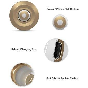 Universal - Mini Stereo Wireless Bluetooth Earphone - Zy-S8