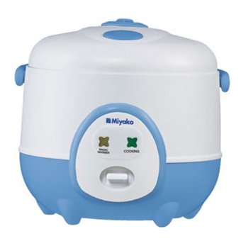 Miyako MCM-606 B Rice Cooker - 0.6 L