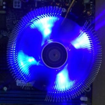 harga Kipas pendingin CPU Heatsink tenang untuk Intel LGA775 LGA 1155/1156/1366 AMD754/AM2 2 + / AM3 Lazada.co.id