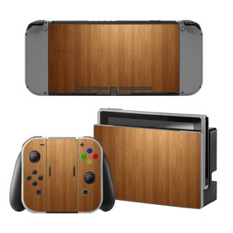 Decal Skin Sticker Dust Protector for Nintendo Switch Console ZY-Switch-0146 - intl