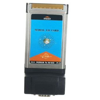 ZUNCLE Serial RS232 PCMCIA Card