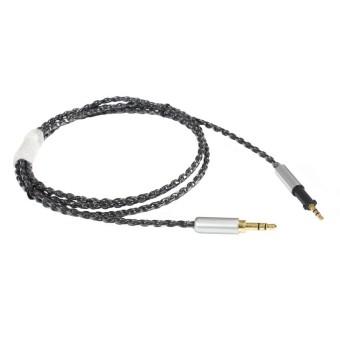 ZY HiFi Cable AKG K450 Q460 K451 K480 6N OCC ZY-061 (Black)