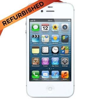 Apple Refurbished iPhone 4G - 32 GB - Putih - Grade A