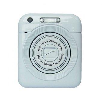 Altek Cubic Wireless Kamera - 13 MP - 8x Optical Zoom - White