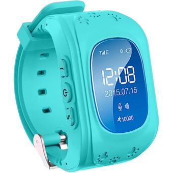 2Cool Children Smart Watch with Phone Call Anti Lose Camo GPS Position Kids Watch - intl