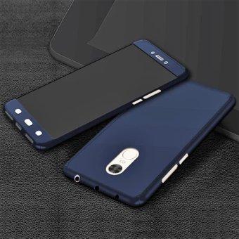 Hardcase Case 360 Fullset Free Tempered Xiaomi Redmi Note 4X MEDIATEK